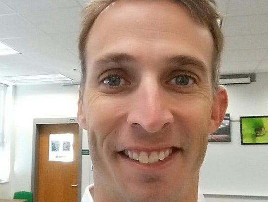 Yancey Palmer, Fort Myers head boys cross country coach