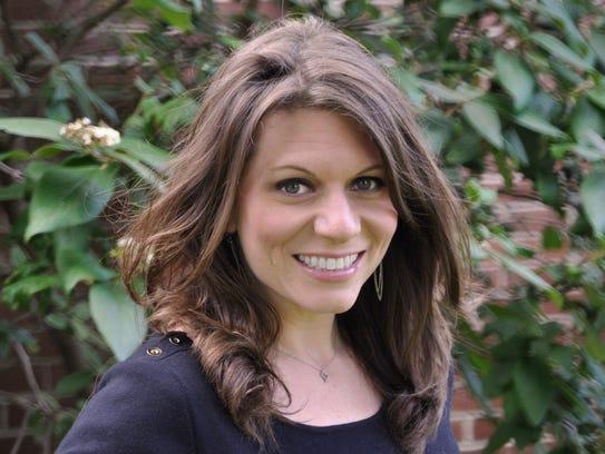 Ivy Charmatz, executive producer at News 12 New Jersey,