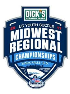 U.S. Youth Soccer Midwest Regional Championship logo