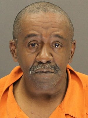 Paul Livingston, 57, of Trenton was charged with burglarizing a Sunoco gas station in Bordentown City.
