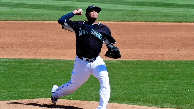 Felix Hernandez is 5-0 with a 1.52 ERA in previous openers.