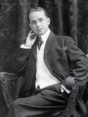 Winsor McCay, cartoonist and animator. 1906.