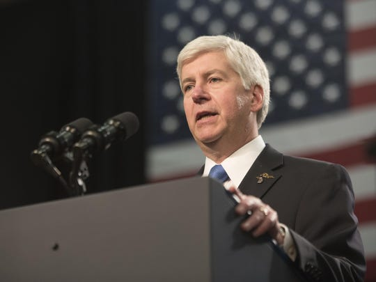 "Michigan Gov. Rick Snyder ""has no memory"" of deleting any early emails relevant to the Flint water crisis, but his written responses to congressional committee questions ""raise a whole new set of concerns about the accuracy"" of his March 2016 testimony, Democratic U.S. Rep. Elijah Cummings of Maryland has said."
