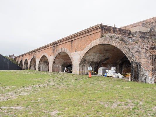Fort Pickens Prevervation