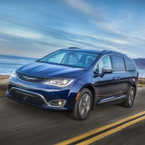The concept vehicle, reportedly to be based on the Chrysler Pacifica minivan,would mark a turning point for the Italian-American automaker.