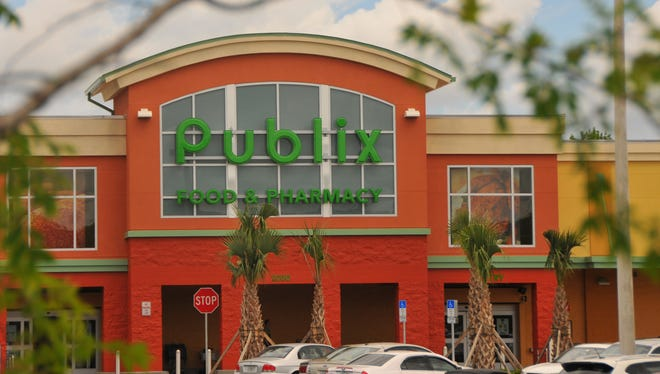 The new Publix on Highway 50 in Titusville.