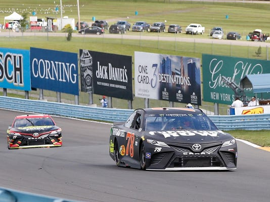NASCAR: I Love New York 355 At The Glen-Practice