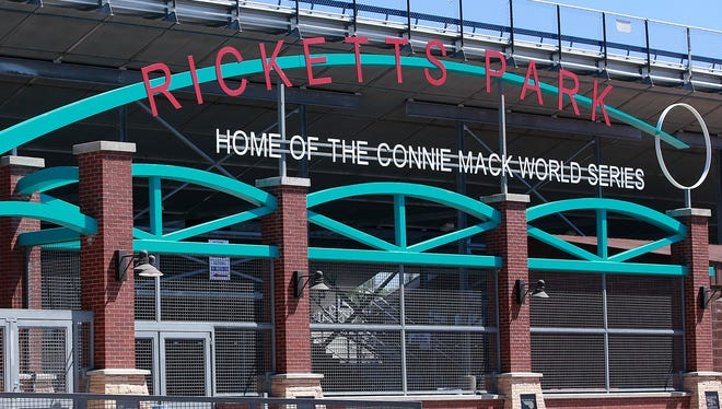 Ricketts Parks is hosting the Connie Mack World Series for the 52nd year.