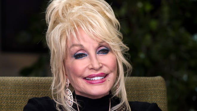 Dolly Parton talks about Wildwood Grove, Dollywood's newest park addition, in an interview at Dream More Resort on Friday, August 3, 2018.