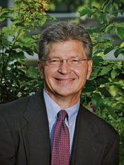 St. John's University President Michael Hemesath