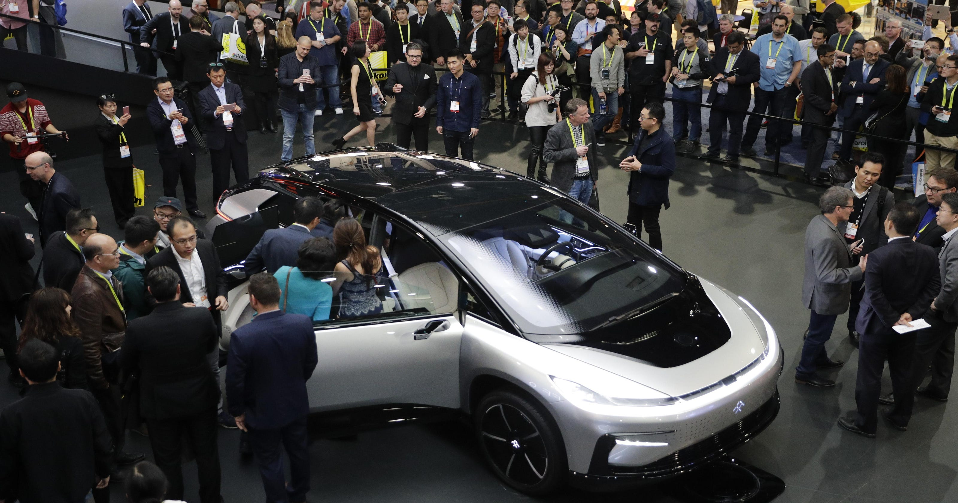 CES 2017: AI, biometrics driving into autonomous cars