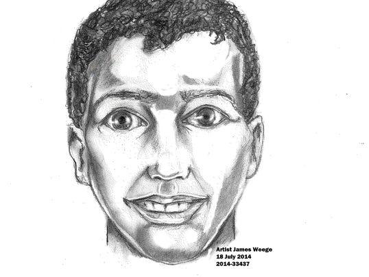 Goodyear police sketch
