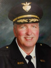 Middletown Police Chief Rodney Muterspaw