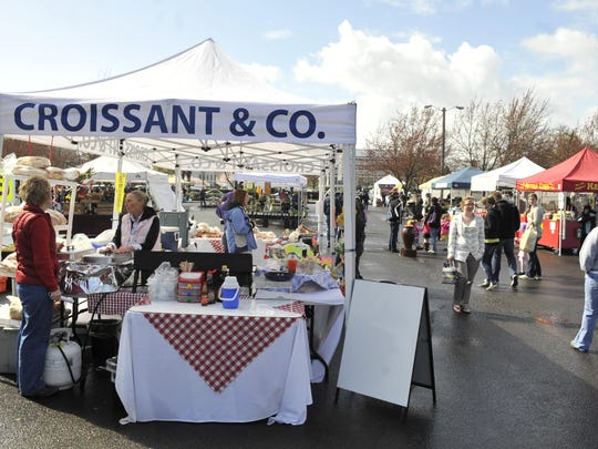 Salem Saturday Market Opening Day is April 2