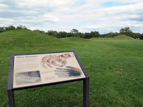 Hopewell Cultural National Historic Park is part of the greater Hopewell Ceremonial Earthworks being considered for World Heritage Site status.
