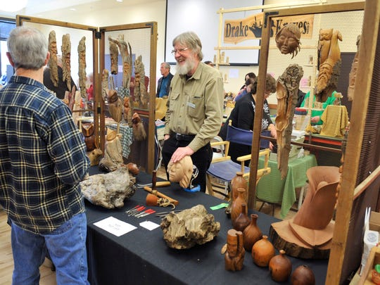Capitol Woodcarvers annual show
