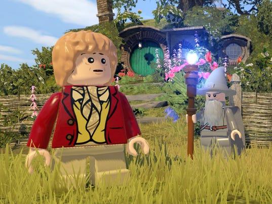 Lego-The-Hobbit-Screenshot