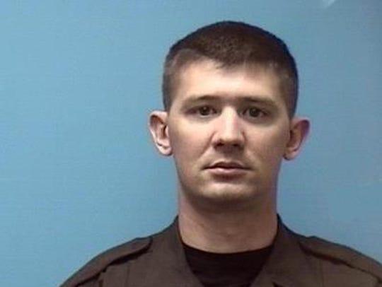 Cascade County Sheriff's Deputy Joe Dunn.