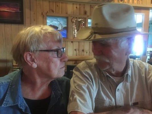 Anniversaries: BUD HUBBARD & JUDITH HUBBARD