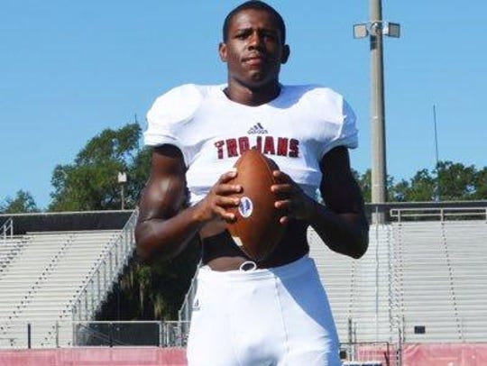 Otis Reese, the four-star outside linebacker and 87th-ranked