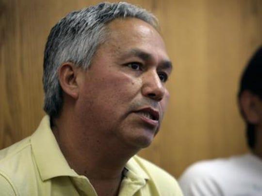 Emilio Gutiérrez Soto in 2008.