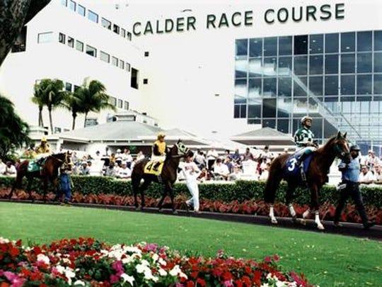 Calder Casino, Miami Gardens.
