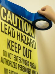 Two in every three houses in New Jersey were built before lead-based paint was banned in 1978.