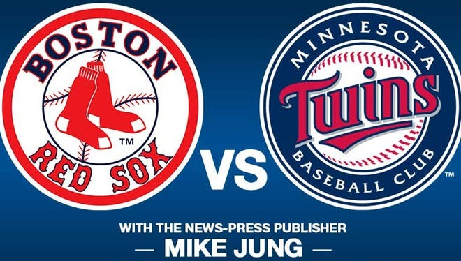 Enter to Win Spring Training Tickets to see the Boston Red Sox VS Minnesota Twins!