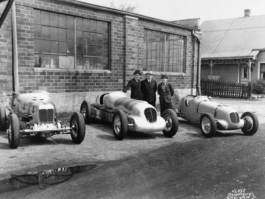 Boyle Racing Garage, 1701 Gent St.. Building now decrepit