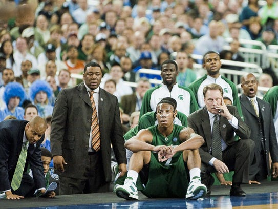 Michigan State ran into a buzzsaw in the 2009 Final