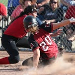 De Pere hosts East in regional softball action