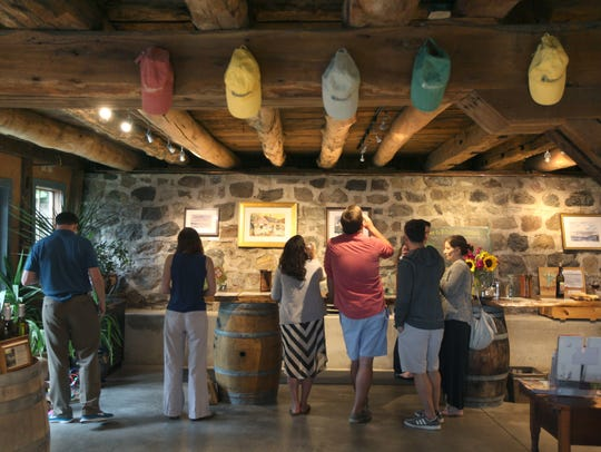 Billsboro Winery just 5 miles south of Geneva, NY at