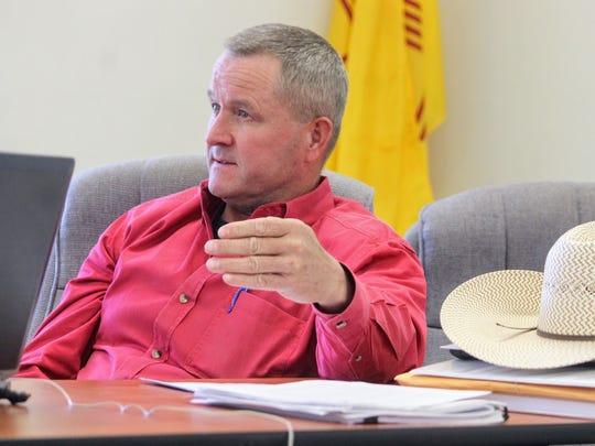 Public Land Use Advisory Committee (PLUAC) member Sid