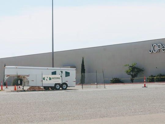 Alamogordo based construction company, National Construction,
