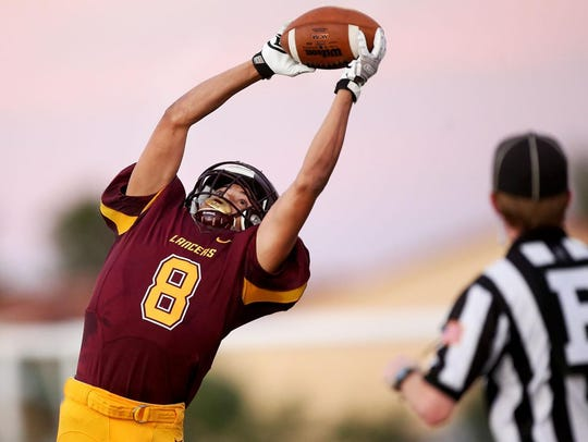 Defensive back - Lathan Ransom, Tucson Salpointe Catholic,