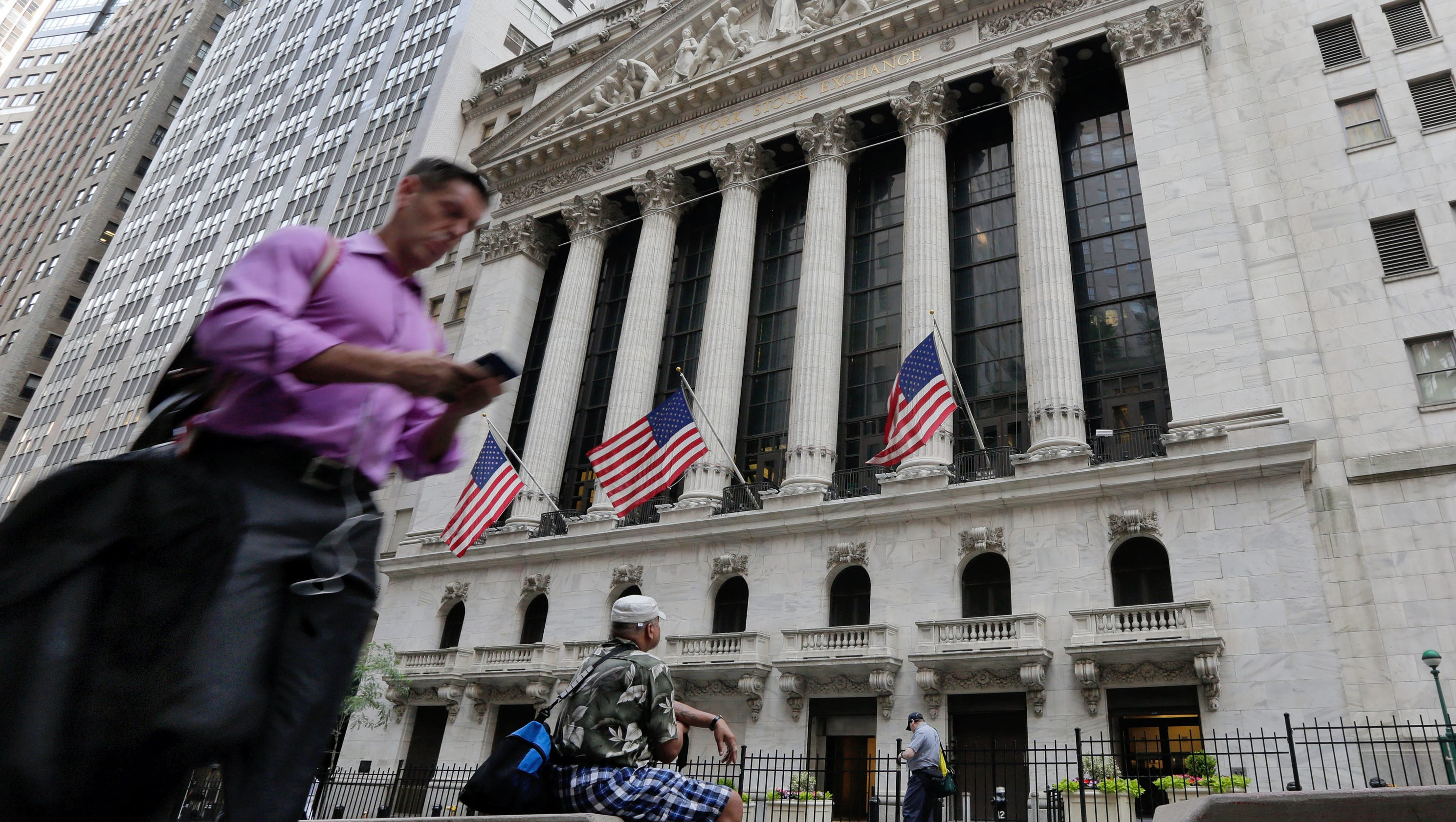 What are the greater implications of all the stock market concerns?