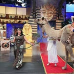 """TV shows - scripted, daytime and primetime - love Halloween. USA TODAY's Ann Oldenburg has compiled all the spooktacular looks of 2014.Rachael Ray and her husband John Cusimano were Cleopatra and Mark Antony on her """"Rachael Ray Show."""""""
