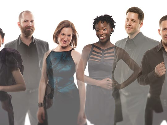 eighth blackbird opens the 2015-16 Artist Series at Lawrence University Oct. 2.
