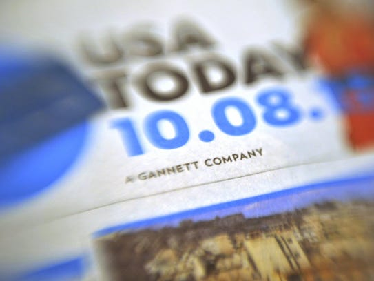 USA TODAY's Facebook pages have been hit by a wave