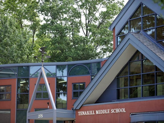 Tenakill Middle School in Closter.