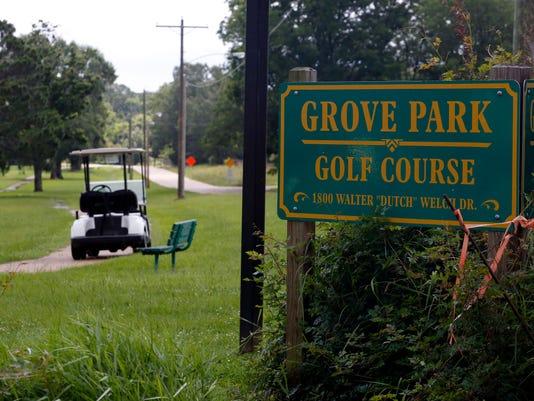 TCL Grove Park Golf Course