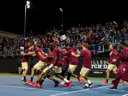 College Match Day Florida vs Florida State