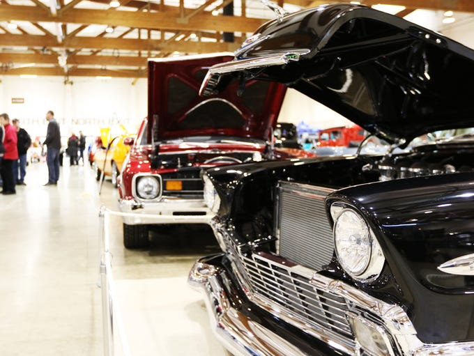 The 12th Annual Salem Roadster Show at the Oregon State
