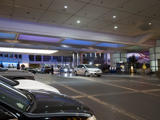 Getting From Las Vegas Airport To Hotel