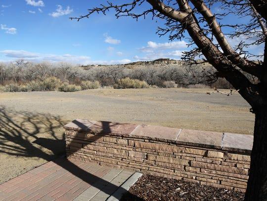This 5-acre plot adjacent to the Farmington Museum