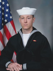 The Navy posthumously promoted Kenneth Smith, a Cherry Hill sailor who died in a collision involving the USS John S. McCain.