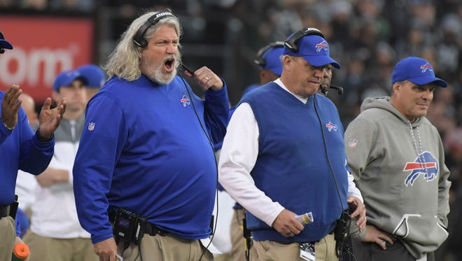 Rex Ryan brought in his brother, Rob, to help coach the defense, a move that likely played a role in his firing.