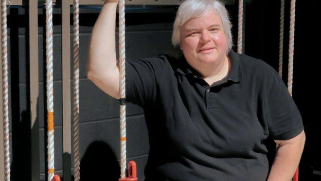 Karen Bunch, technical director at the Tecumseh Center for the Arts, announced her retirement this month after 35 years at the theater.