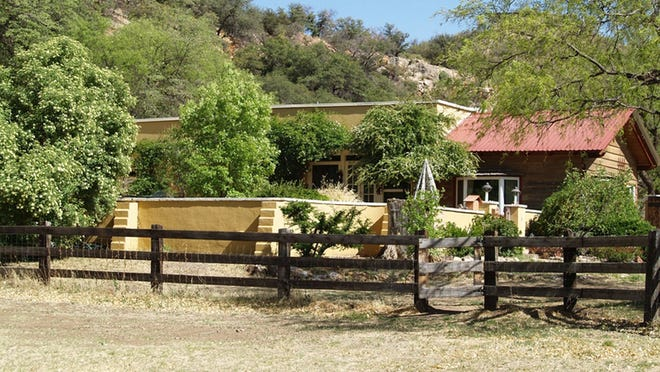 Spirit Tree Inn Bed & Breakfast in Patagonia sits on 52 private acres in the heart of the Coronado National Forest.
