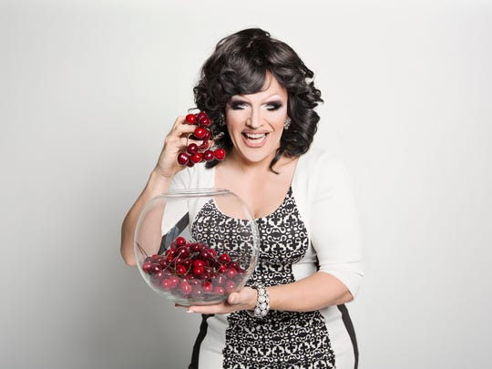 There's Always Time for a Cocktail with Mrs. Kasha Davis, the true story of Ed Popil's transformation from a young boy in Scranton, Pennsylvania, to an internationally known drag queen, is being presented Monday night at the Jewish Community Center of Greater Rochester.